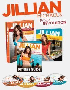 Jillian Michaels body revolution!