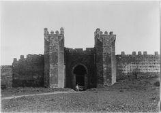 Rabat  Porte du Chellah  1916