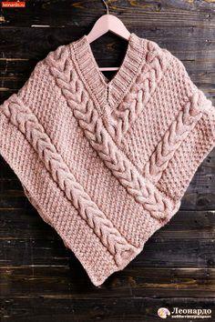 Knitting Patterns, Crochet, Sweaters, Ideas Para, Knits, Accessories, Fashion, Knit Poncho, Yarn Crafts