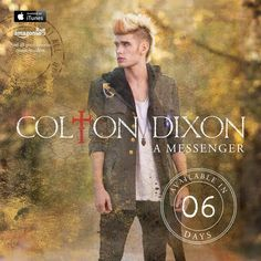 Colton Dixon, so glad he chose to sing christian music!❤