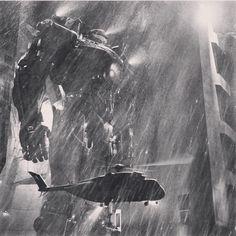 John Boyega publica la primera imagen oficial de la secuela de  PACIFIC RIM