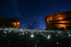 On July 21, 2015 NEEDTOBREATHE played a sold-out headline show at the notorious Red Rocks Amphitheatre in Morrison, Colorado. TIDAL was there to capture the night as well as some never seen behind the scenes footage. Check out the video here.