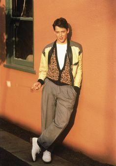 Matthew Broderick (Ferris Bueller's Day Off)