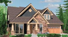 Featured House Plan: BHG - 5244