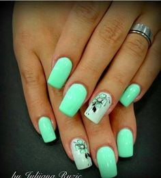 One of my favorite nail colors