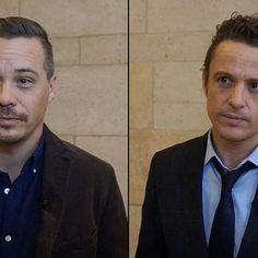 'Game Of Silence's' Michael Raymond-James & David Lyons: Which Previous Show Did They Work On Together?  (LOVE THIS!)
