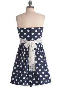 Among My Piers Dress, #ModCloth
