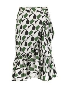 Sindiso Khumalo Print Ruffle Wrap Skirt Casual Chic, Skirts, Clothes, Style, Fashion, Casual Dressy, Outfits, Swag, Moda