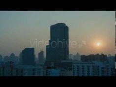 Stock Footage - Good Morning City (+เพลย์ลิสต์)