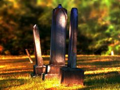 Did you buy a home that included an old family cemetery? Be sure to check the local rules before you do anything to the cemetery.
