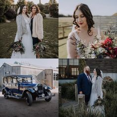 My beautiful #bride Madeleine on her #weddingday #philipisland   #bridalhair #bridalmakeup by #makeupartist @vivianashworth_ Venue - The Shearing Shed @theshearingshed Photographer - Matt Elliott @mattelliottphotography Dress - Karen Willis Holmes @kwhbridal Flowers - Azalea Florist @azalea_florist Celebrant - Stephen Fleming @thatcelebrantguy #melbournemakeupartist #mua #truelove #mrandmrs #love #countryweddings