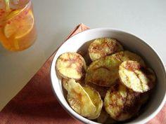 Receta sana y rápida: cómo hacer patatas fritas de bolsa caseras al microondas