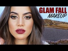 ★★★▶ Fall Glam Makeup - YouTube