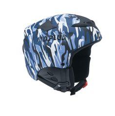 Amazon.com: Maplus Kombatt Snowboard Helmet - Blue Camouflage: Sports & Outdoors