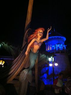 Under The Sea #disneyworld #littlemermaid