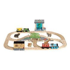 Thomas Must Get From The China Clay Pits To The Sodor