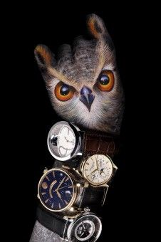 Watches for @Ron Maksymkow