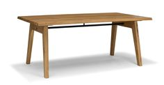 Madera Dining Table For 6 - Dining Tables - Article | Modern, Mid-Century and Scandinavian Furniture