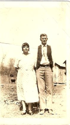 Margaret (Ham) and Mike Roll