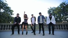 Pentatonix--cant hold us music video:)