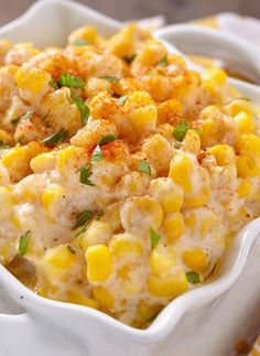 If You've Ever Been To Rudy's You Know How Good This Dish Is! We've Got The Recipe So You Can Make. – Crafty House Recettes de cuisine Gâteaux et desserts Cuisine et boissons Cookies et biscuits Cooking recipes Dessert recipes Food dishes Slow Cooker Creamed Corn, Creamed Corn Recipes, Canned Corn Recipes, Recipes With Corn, Frozen Corn Recipes, Slow Cooker Recipes, Crockpot Recipes, Cooking Recipes, Corn Crockpot