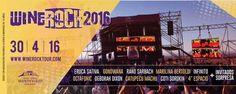 Wine Rock 2016 - Música  Monteviejo Wine Rock 2016 tendrá su sexta edición el sábado 30 de abril. Con dos escenarios montados entre los viñedos del Valle de Uco y la cordi... http://sientemendoza.com/events/wine-rock-2016-musica/