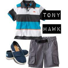 boys outfit tony hawk kohls