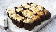 Cheesecake and brownies: the ultimate sweet combination
