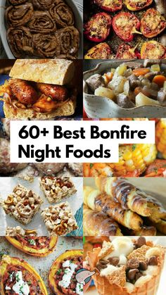 Bonfire nights are the best nights! Not only can you sit around a fire and keep warm, you can eat delicious comfort food to warm your soul! Enjoy these excellent bonfire night foods as you enjoy a night with friends. Bonfire Night Treats, Bonfire Night Food, Campfire Desserts, Campfire Food, Bonfire Ideas, Fall Bonfire, Bonfire Grill, Bonfire Night Guy Fawkes, Beach Bonfire