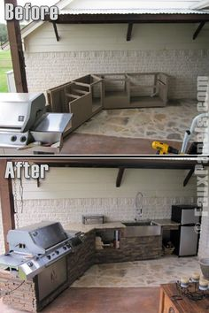 Outdoor Kitchen Pictures   Beautiful Outdoor Living Spaces