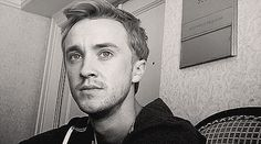 Keep doing you Tom, keep doing you.   Community Post: 17 Times Tom Felton Melted Your Heart On Instagram