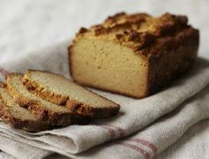 Try this gluten-free, paleo bread for your breakfast toast.