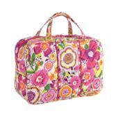 Grand Cosmetic in Clementine | Vera Bradley