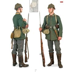 Military Jacket, Military Uniforms, German Uniforms, World War I, Empire, Germany, Fictional Characters, Toys, People