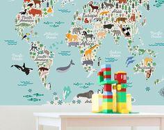 carte du monde design world map pinterest carte du monde mur de chambre et le monde. Black Bedroom Furniture Sets. Home Design Ideas