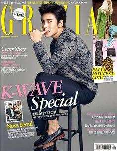 Actor Ji Chang Wook reveals what makes his dramas popular overseas in 'Grazia' | http://www.allkpop.com/article/2015/09/actor-ji-chang-wook-reveals-what-makes-his-dramas-popular-overseas-in-grazia