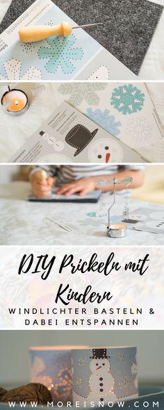 Lieblich DIY Weihnachtskarten Mit Fingerabdruck Schneemännern U0026 Entspanntes Prickeln  Für Wilde Wichtel Plus 2 Sets Als Give Away