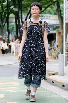 Sakura Yokose's STYLE -TOKYO STREET STYLE | スタイルアリーナ style-arena.jp