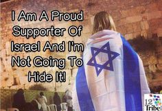 Israel is the only country in the Middle East not killing people in the name of their god.