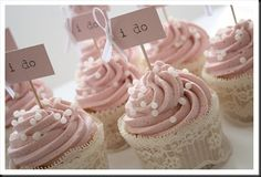 wedding cupcakes sweet