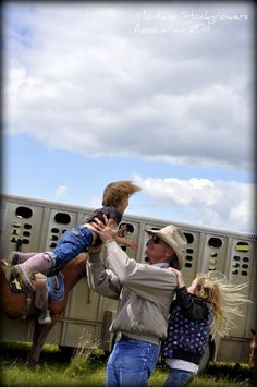 Ranching is about family!