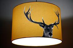 Designerlamp Deer Lamp, Moose Art, Table Lamp, Etsy, Lighting, Decor, Deer Crossing, Chandelier, Decoration
