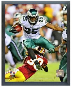 "LeSean McCoy 2013 Philadelphia Eagles - 11"" x 14"" Photo in a Glassless Frame"