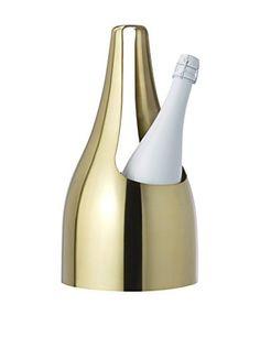 OA 1710 SosSÖ Champagne Bucket, Gold