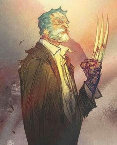 Old Man Logan, by ??