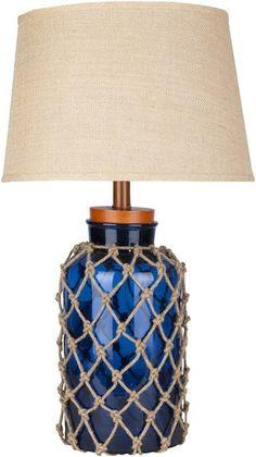 Delphina Gili Beach Blue-Green Seashell Floor Lamp - Style #14A92 ...