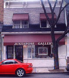 Juxtapose Art Gallery in Westfield, NJ * Westfield, New Jersey