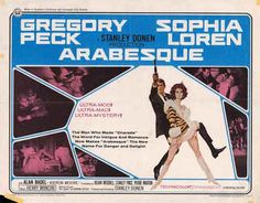 Arabesque 1966 film