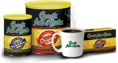 """Chock full o'Nuts:  Incredible smooth taste makes this the best coffee ever!   """"100% Coffee. No Nuts."""""""