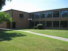 Berea High School -- 1950s addition
